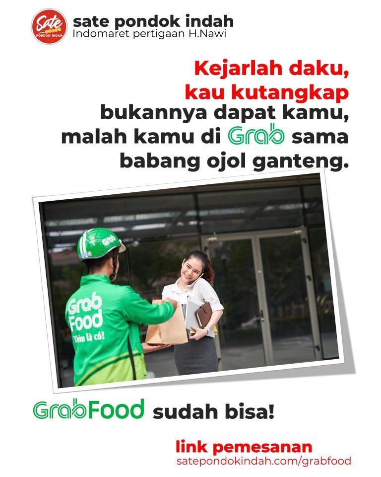 Sate Ayam Pondok Indah GrabFood